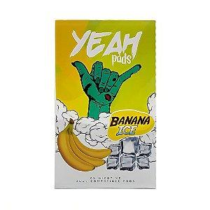 Pod Refil Yeah - 4 refil - Banana Ice - 5%