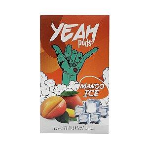 Pod Refil Yeah - 4 refil - Mango Ice - 5%