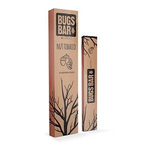 Pod Descartável – Nut Tabacco – 300 Puff – Bugs Bar By Firefly