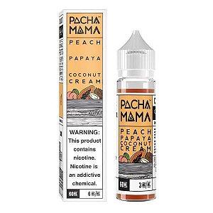 Peach Papaya Coconut Cream - Charlie's Chalk Dust by Pachamama - 60ml