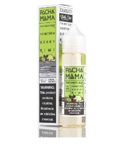 The Mint Leaf Honeydew Berry Kiwi - Charlie's Chalk Dust by Pachamama - 60ml