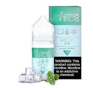 Líquido Nic Salt Naked 100 Salt Nicotine - Arctic Air - 30ml