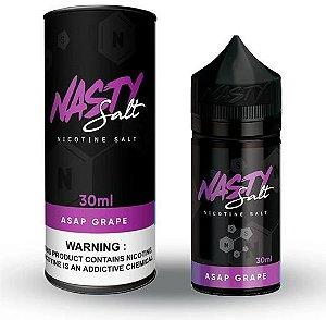 Líquido Asap Grape - Nasty Salt - 30ml