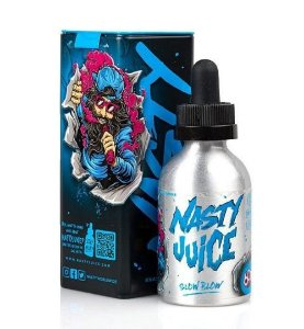 Slow Blow - Worldwide Edition - Nasty - 60ml