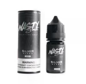 Líquido Silver Blend - Nasty Salt - 30ml