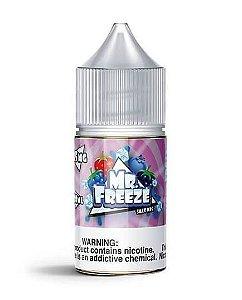 Líquido Salt Nicotine - Berry Frost - MR. Freeze - 30ml