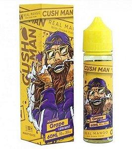 Mango Grape (Low Mint) - Cush Man - 60ml