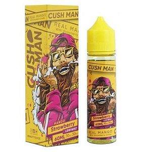 Mango Strawberry (Low Mint) - Cush Man - 60ml