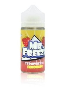 Strawberry Lemonade - Menthol - Mr Freeze - 100ml