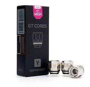 Bobina Coil / Resistência - Gt Cores Mesh - 0.18 ohm - Vaporesso