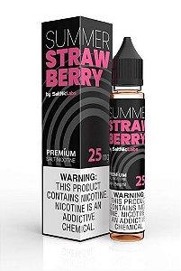 Líquido Summer Strawberry - SaltNic / Salt Nicotine - VGOD SaltNic - 30ml