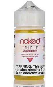 Triple Strawberry - Naked 100 - 60ml