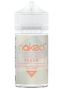 Peachy Peach  - Naked 100 - 60ml
