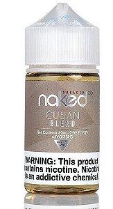 Cuban Blend  - Naked 100 - 60ml
