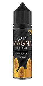 Líquido NicSalt Magna - Royal Gold 15ml