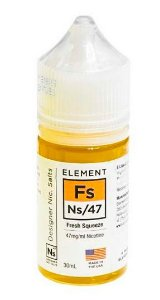 Líquido NicSalt Fresh Squeeze - Element - 30ml