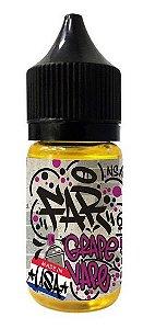 Líquido NicSalt Grape Vape  - Element - 30ml