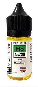 Líquido NicSalt Mojito - Element - 30ml