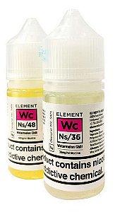 Líquido NicSalt  Watermelon Chill - Element - 30ml