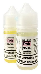 Líquido NicSalt  Pink Lemonade - Element - 30ml