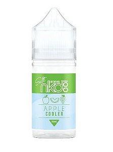 Líquido Nic Salt Naked 100 Salt Nicotine - Apple Cooler - 30ml