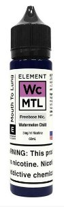 Watermelon Chill - MTL - Element - 60ML