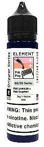 Pink Lemonade + Pink Grapefruit - Element - 60ml