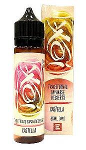 Castella - Tradicional Japanese Desserts - Elemet - 60ML