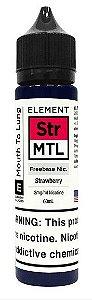 Strawberry - MTL - Element - 60ML