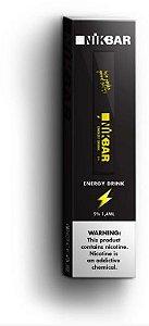 Pod Descartável - Energy Drink - 5% - 300 Puff - NikBar