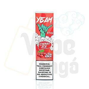 YEAH Stig - Pod Descartável - Cherry Ice 6%