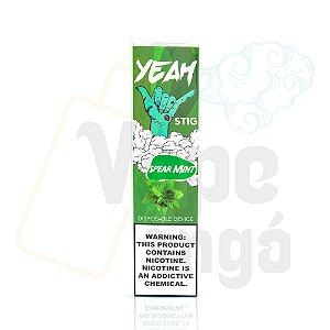 YEAH Stig - Pod Descartável - Spear Mint 6%