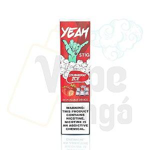 YEAH Stig - Pod Descartável - Strawberry Ice  6%