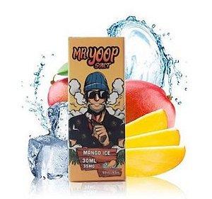 Líquido Nicotine Salt - Mr Yoop Salt - Mango Ice - 30ml