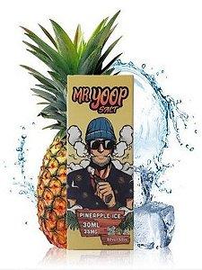 Líquido Nicotine Salt - Mr Yoop Salt - Pineapple Ice - 30ml