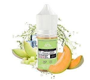 Líquido Nicotine Salt - GLAS BSX Salt - Cool Melon - 30ml