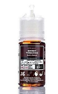 Líquido Nicotine Salt - GLAS BSX Salt - Sweet Tobacco - 30ml
