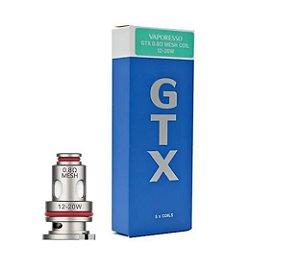 Bobina Coil (Reposição) - GTX POD - 0.8 ohm - Vaporesso