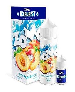 My Peach Ice - Iceburst - Zomo - 60ml