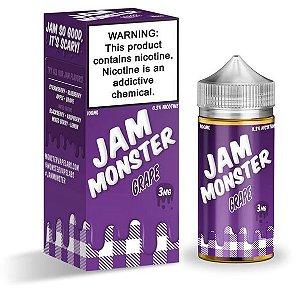 Grape - Jam - Monster - 100ml