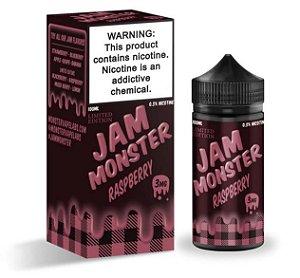 Raspberry - Jam - Monster - 100ml