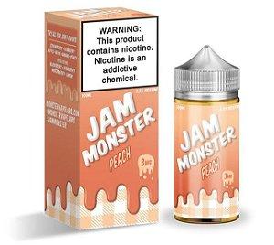 Peach - Jam - Monster - 100ml