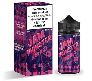 Mixed Berry - Jam - Monster - 100ml