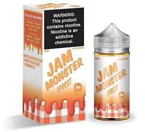 Apricot - Jam - Monster - 100ml