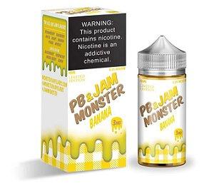 Banana - Series PB & Jam - Monster - 100ml