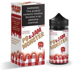 Strawberry - Series PB & Jam - Monster - 100ml