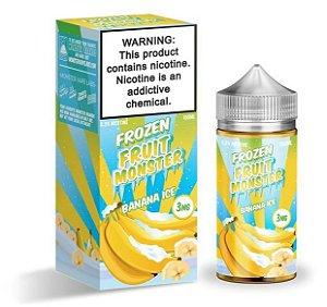 Banana Ice - Frozen Fruit - Monster - 100ml