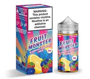 Blueberry Raspberry Lemon - Fruit - Monster - 100ml