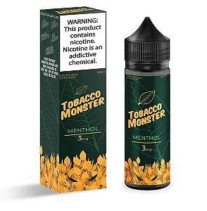 Menthol - Tabacco - Monster - 60ml