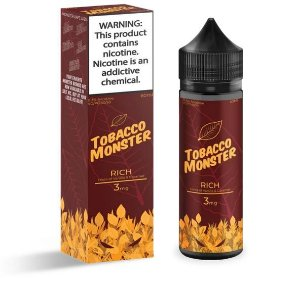 Rich - Tabacco - Monster - 60ml
